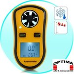 Digitaler Windmesser - Thermometer
