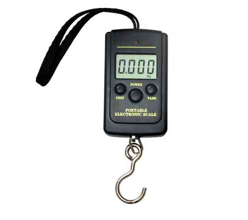 Digitale LCD Kofferwaage Portable - 20 g - 40 kg