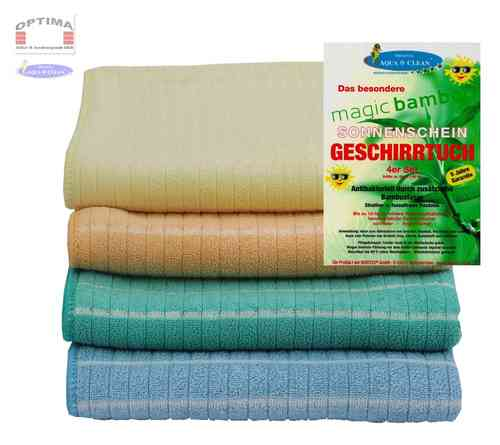 Aqua Clean MAGIC BAMBOO - Geschirrtuch